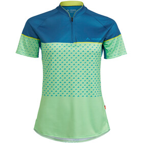 VAUDE Ligure II Shirt Women kingfisher